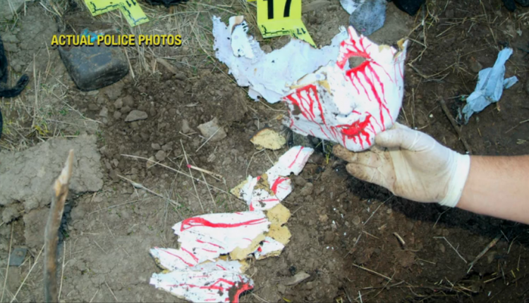 Evidence from the Murder of Cassie Jo Stoddart by Brian Draper and Torey Adamcik.