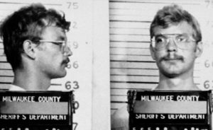Mugshots of Jeffrey Dahmer