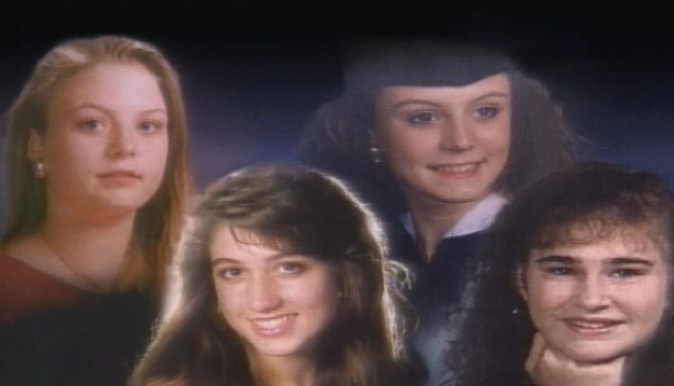The Victims: Sarah Harbison - Eliza Thomas - Jennifer Harbison - Amy Ayers