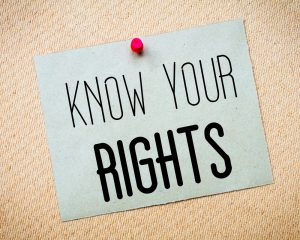What are the Miranda Rights?